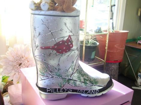 New Boot