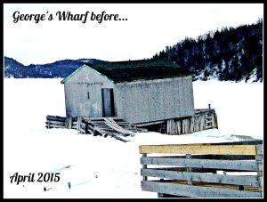 George's wharf before